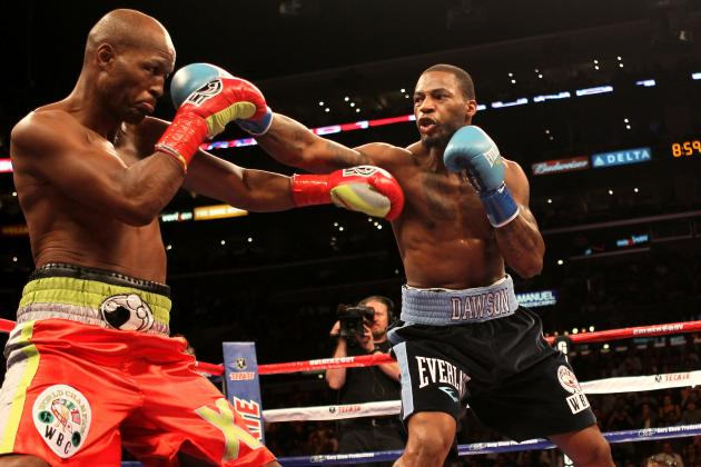 Hopkins vs. Dawson: Bad Chad's Quest for Revenge Will Be Thwarted by B-Hop