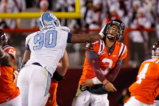 2012 NFL Draft: Should Dallas Cowboys Eye Quinton Coples?