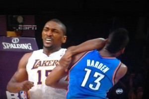 Metta World Peace: Suspension Should Be Based on Intent, Not Injury