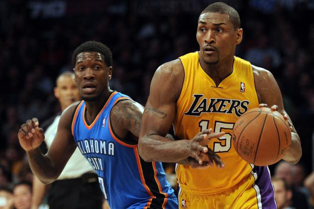 Metta World Peace: Lakers Star Should Get Small Suspension After Sincere Apology