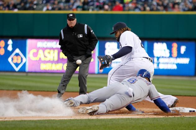 Despite Tough Weekend, Detroit Tigers Still the Class of the American League