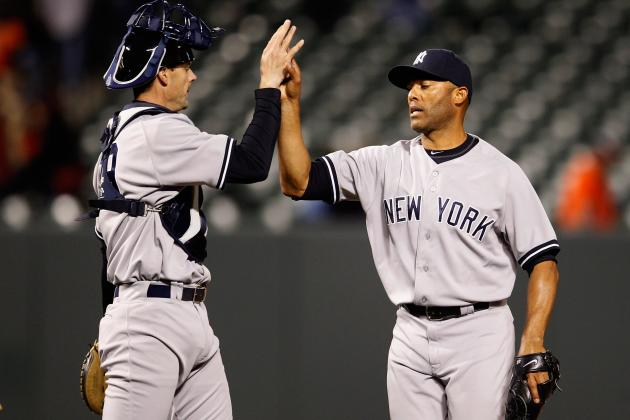 Mariano Rivera Looks to Lead Yankees in Saves for 16th Straight Season