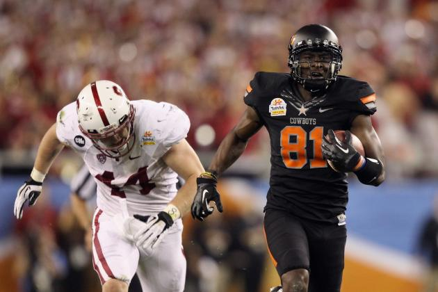 2012 NFL Draft: Why Justin Blackmon Needs to Be a Minnesota Viking