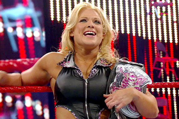WWE: Is Beth Phoenix's Reign as Divas Champion Really Worth Celebrating?