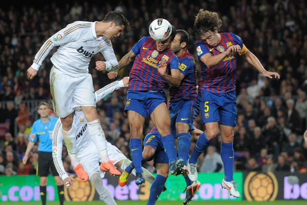 Barcelona vs. Real Madrid: Why El Clasico Final Is What Champions League Needs