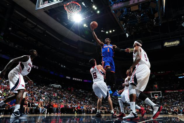 New York Knicks: Would Amar'e Stoudemire Be Better Utilized off the Bench?