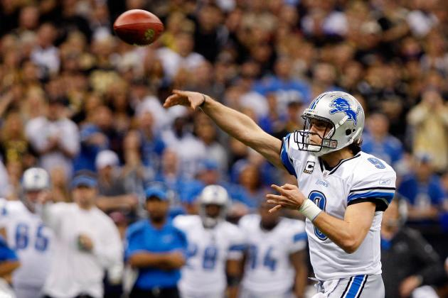 Detriot Lions 2012 Schedule: Downloadable, Printable