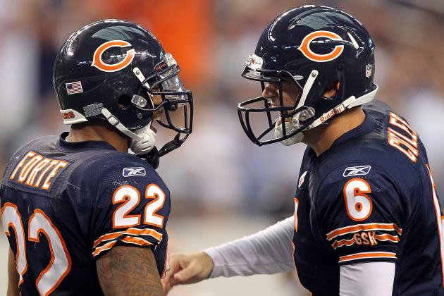 Chicago Bears 2012 Schedule: Downloadable, Printable