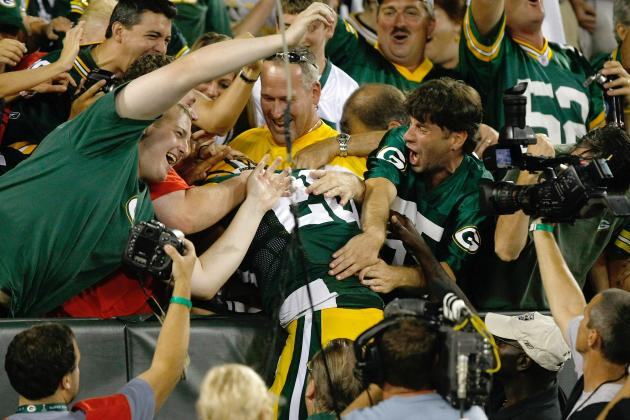 Green Bay Packers 2012 Schedule: Downloadable, Printable