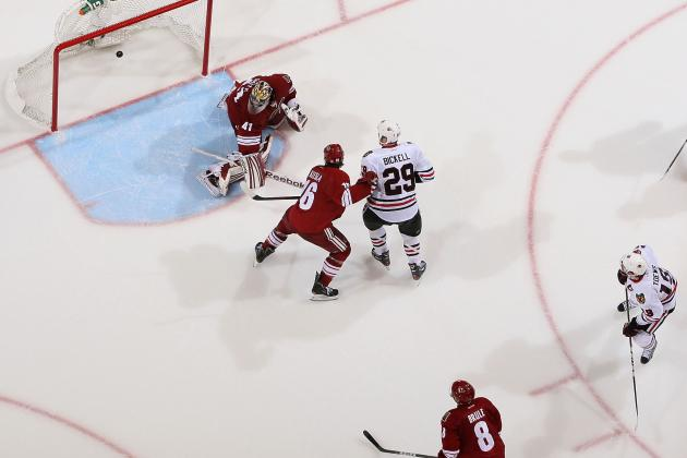 Stanley Cup Playoffs 2012: Preview Game 6 Chicago Blackhawks vs. Phoenix Coyotes