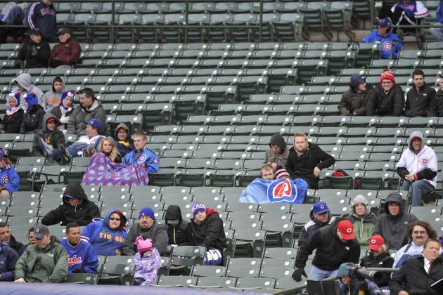Chicago Cubs Fans Need to Chill Regarding the Progress of the Team