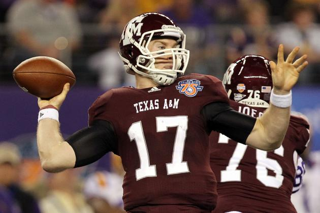 2012 NFL Draft: Ryan Tannehill and Other College Studs Who Will Become NFL Duds