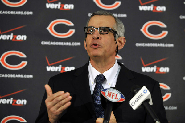 NFL Rumors: Chicago Bears Might Be Preparing to Trade No. 19 Pick