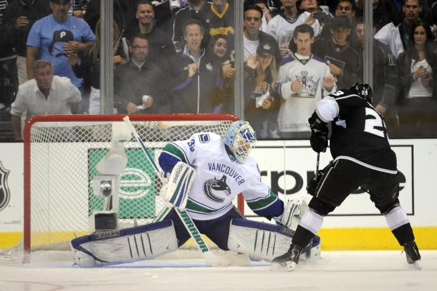 NHL Playoffs 2012: Should Cory Schneider Be Vancouver Canucks' Goalie Next Year?