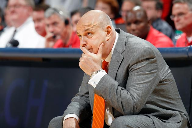 Virginia Tech Fires Head Men's Basketball Coach Seth Greenberg
