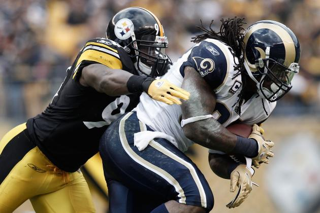 Mike Lombardi: St. Louis Rams RB Steven Jackson Wants a New Contract