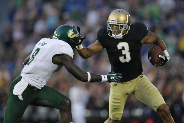 2012 NFL Mock Draft: Top Playmakers Rising Up Draft Boards
