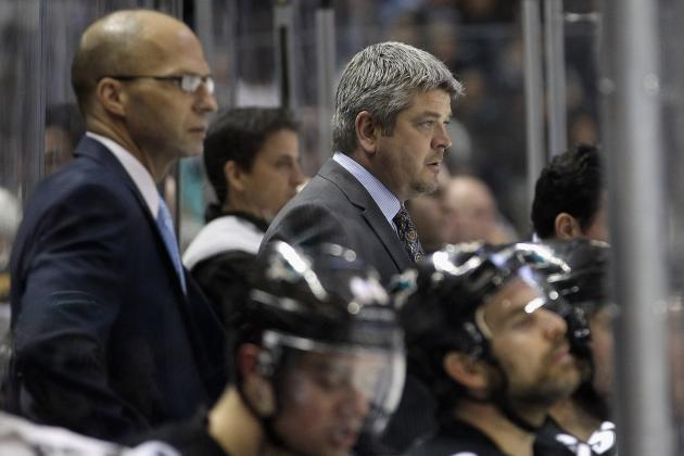2011-12 San Jose Sharks: Is Todd McLellan's Approach to Blame for Failure?