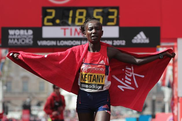 London Marathon 2012 Results: Mary Keitany's Win Is Precursor to Olympic Gold