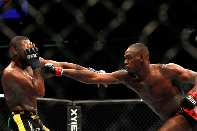UFC 145 Live Results and Analysis