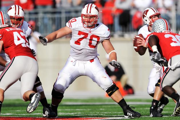 NFL Draft 2012: Profiling Former Wisconsin OG Kevin Zeitler