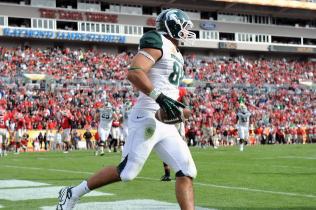 Brian Linthicum to New York Jets : Video Highlight, Scouting Report and Analysis