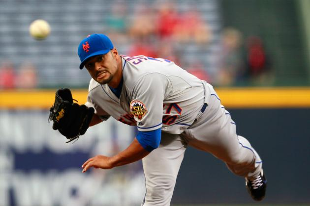 Marlins vs. Mets: New York SP Johan Santana Knows How to Pitch Hanley Ramirez