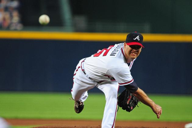 Who Should Tim Hudson Replace in the Braves' Rotation?