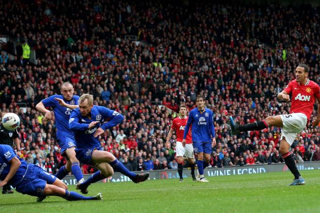 Manchester United vs Everton: Premier League Weekend Wrap-Up