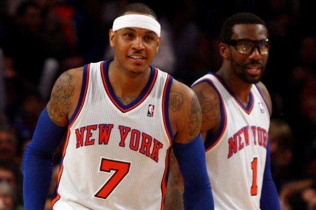 NBA Playoffs 2012: Just How Far Can the New York Knicks Go?
