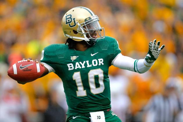 Updated 2012 NLF Mock Draft: Could Robert Griffin III Go Number One?