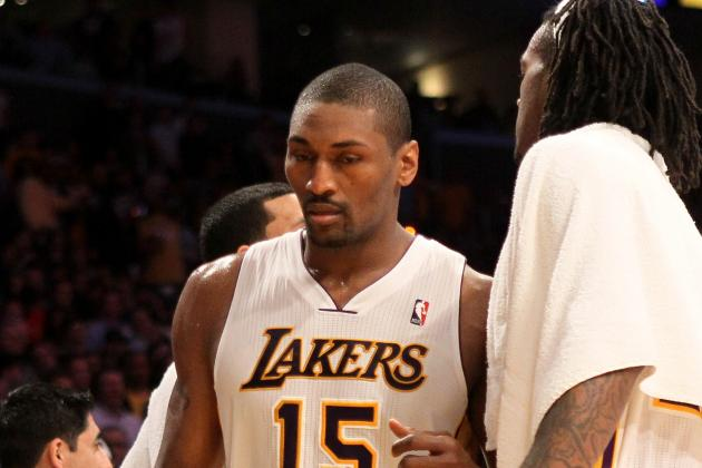 Metta World Peace: Not a 'Surly Moron'