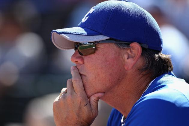 Ned Yost Should Be Fired as Manager of Kansas City Royals