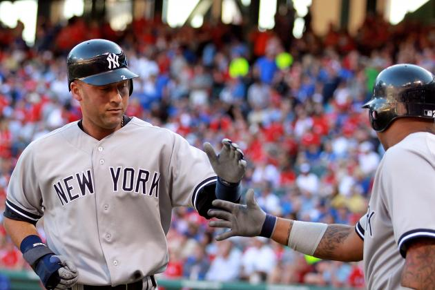 New York Yankees Look to Stay Hot Against Yu Darvish and the Texas Rangers