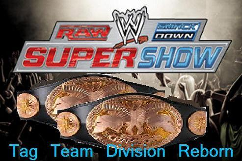 WWE: A Plan for the Tag Team Division to Be Reborn (Part 1)
