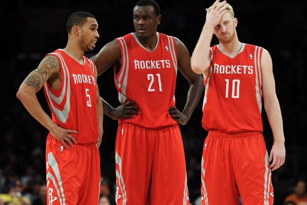 Houston Rockets Playoff Spot Gag Job Means Change Should and Must Come