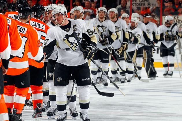 Pittsburgh Penguins Victim of NHL Playoff Seeding Yet Again