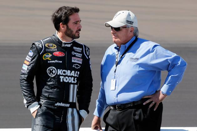 Rick Hendrick: When Will Hendrick Finally Score His 200th NASCAR Win?