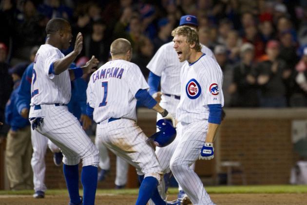 Chicago Cubs vs. St. Louis Cardinals: Joe Mather Comes Through, Cubs Stun Cards
