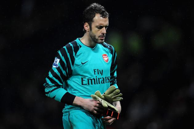 Manuel Almunia Confirms He'll Leave Arsenal This Summer