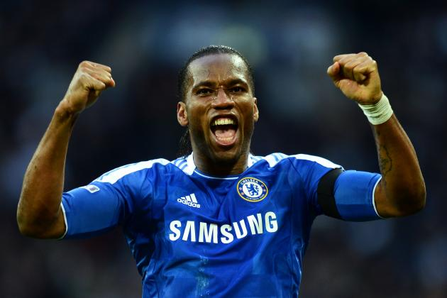 Chelsea FC: Expect Didier Drogba to Stay at Stamford Bridge