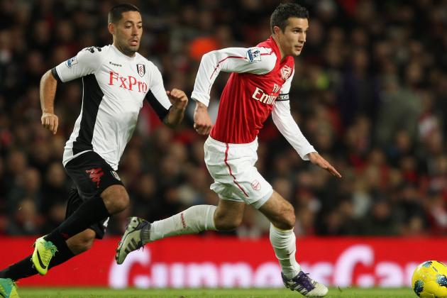 Arsenal Transfer Rumours: Likely Summer Striker Clearout for Gunners