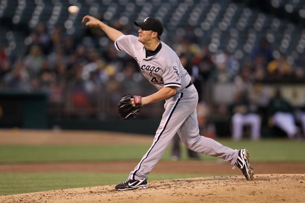 MLB Trade Rumors: Is Jake Peavy Tradeable for Chicago White Sox?