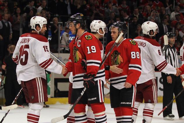 NHL Playoffs 2012: Chicago Blackhawks Blame Lies Firmly on Their Own Shoulders