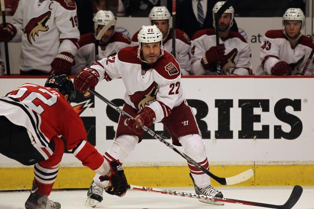 NHL Playoffs 2012: How the Phoenix Coyotes Beat the Chicago Blackhawks