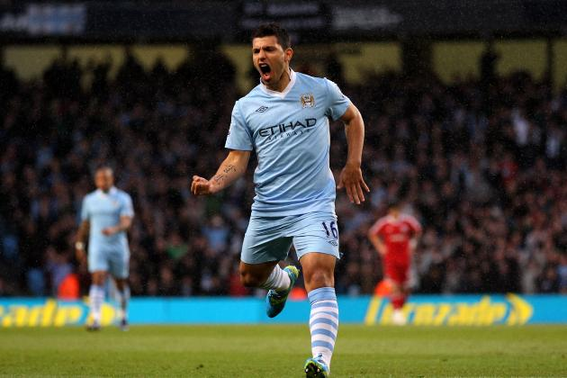 Why Sergio Aguero Has Been the Premier League's Best Striker This Season