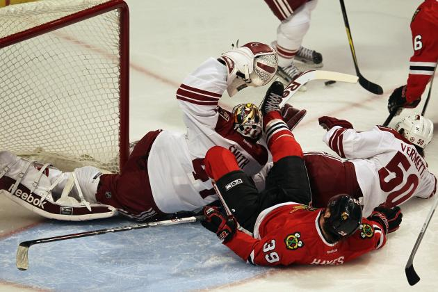 2012 Stanley Cup Playoffs: 4 Conclusions from the First Round