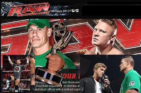 WWE: Can They Earn an Emmy Nomination for Monday Night Raw?