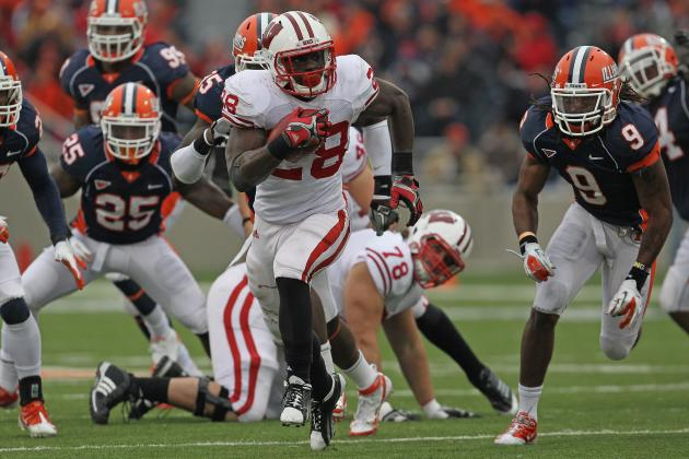 Big Ten Football Morning Coffee: Montee Ball to Rush for Zero Yards on Saturday