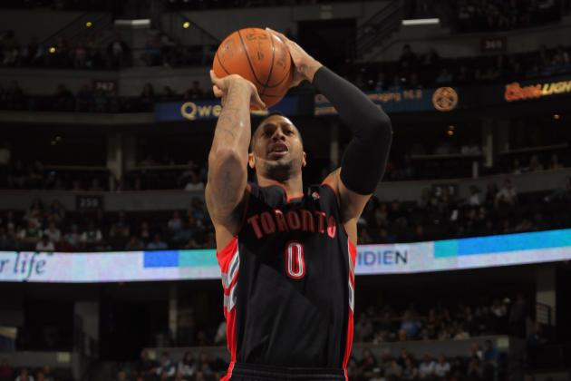 2012 NBA Draft: James Johnson's Develpment Alters Raptors' Strategy